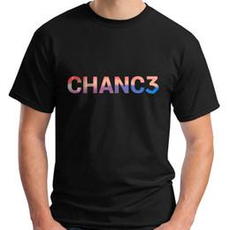 511ebd39f Tops Chance Le Rappeur Hip Hop Music Rappeur Noir Tshirt Coloring Book Sox  3 T-shirt Casual Hommes Blanc À Manches Courtes Personnalisé XXXL Couple Tee