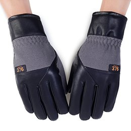 Gloves motorcycle motorbike online shopping - Fashion Winter Warmer Men Gloves Casual Touch Screen Warm motorcycle Moto Racing Gloves Cool Bicycle Cycling Motorbike