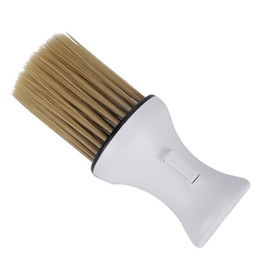 Profession Salon Hair Cutting Shaving Soft Brush Comb Neck Dust Remove Cleaning Brushes Barber Hairdressing Styling Clean Tool on Sale