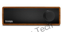 $enCountryForm.capitalKeyWord NZ - Smalody SL-50 Wireless Bluetooth Speaker 8W Portable Wooden Soundbar Strong Bass Sound Box Music Subwoofer For Tablet Laptop PC