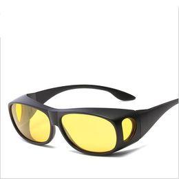 8f10008973 Fit Over Sunglasses Men Women Polarized UV400 Lens Covers Prescription Sun  Glasses Wear Over Myopia Mens Sport Eyewear