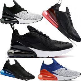 Discount sports hiking - Cheap 270 Running Shoes Men Women 270s Betrue Hot Punch Oreo Triple Black White Designer Trainer Fashion Sport Sneaker S
