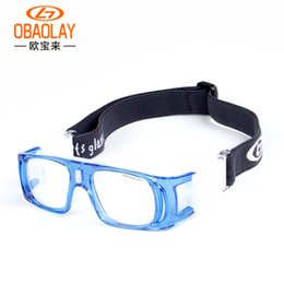 2719f406a98d Sports Goggles Football Canada - Children Basketball Football Badminton  Eyes Protection Glasses Bicycle Riding Goggles Kids