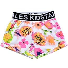 $enCountryForm.capitalKeyWord Canada - Kids Tales 2018 Shorts Cotton Printed Baby Pants Trousers Summer Shorts For Girls Casual Kids Beach Shorts Fashion Baby Clothes