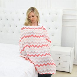 $enCountryForm.capitalKeyWord Australia - Breastfeeding Cover 100% Cotton Cozy and Breathable Nursing Apron Breastfeeding Cover and Baby Blanket Stroller Pad