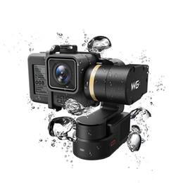 Discount gopro axis - Feiyu WG2 Waterproof 360 Degree 3-Axis Gimbal Camera Stabilizer FPV For GoPro 6 5 4 3+ 3 YI 4K SJCAM AEE