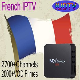 Indian Iptv Boxes NZ - MXQPRO tv box with 3 months IUDTV Subscription account IPTV Channels Arabic Portuguese French Dutch Italy Swedish Spanish Indian African
