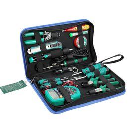 Electronic Tools Australia - Household Tool Kit Telecommunications Multimeter Electric Iron Electronic Maintenance Tool Sets
