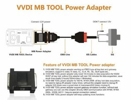 hyundai power tools Canada - Xhorse VVDI MB TOOL Power Adapter Work with the VVDI MB TOOL for Data Acquisition W164 W204