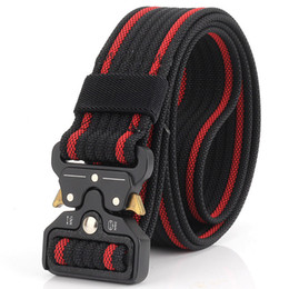Inner Belt Australia - High Quality Cheap 1000 d Nylon Army Tactical Waist Belt with Metal Buckle Adjustable Heavy Duty Training Belt Hunting Accessories