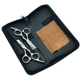 $enCountryForm.capitalKeyWord Australia - VS 6.0Inch Hairdresser Razor Hair Cutting Thinning Scissors Kits Salon Professional Barber Hairdressing Shears with Comb Bag LZS0274