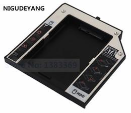 Thinkpad hdd caddy online shopping - NIGUDEYANG nd mm SATA HDD SSD Hard Drive Caddy Adapter for IBM Lenovo ThinkPad T510 T510i T520 T520i T530 T530i