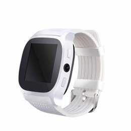 China New T8 Smart Watch Support SIM And TF Card Call Smartwatch For Android Phone Camera For Android Phone supplier t8 phone suppliers