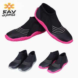 Swims Boots NZ - Unisex 3mm Neoprene Scuba Swimming Fins Watersports Beach Wetsuit Boots Non-slip Diving Snorkeling Shoes