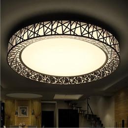 Discount decorative ceiling light fixtures decorative ceiling decorative ceiling light fixtures 2018 modern led ceiling lights for bedroom living room metal light aloadofball Images