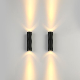 Exterior Up Down Lights Australia   3W Outdoor Wall LED Up Down LED Wall  Light Decorative