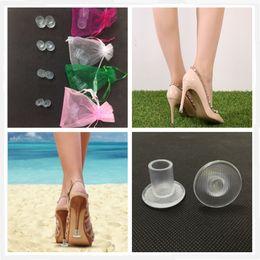 $enCountryForm.capitalKeyWord NZ - 50 pcs Heel Protectors Antislip Latin High Heeler Heel Stopper 5 Different Size Wedding Grass High Heel Shoe Protector