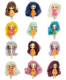 $enCountryForm.capitalKeyWord NZ - blythe doll ICY Nude Blyth Doll many kinds of hair colors,clothes random BJD mini blythe