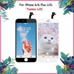 $enCountryForm.capitalKeyWord NZ - No Dead Pixel A+++ Grade(Tianma LCD) Screen Replacment For iPhone 6 LCD Display iPhone 6 Plus LCD iPhone6 Touch Screen 3D Digitizer