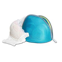 $enCountryForm.capitalKeyWord UK - Women Bra Laundry Bags Lingerie Washing Hosiery Saver Protect Aid Mesh Bag Cube fashion pastoral style Women Bra Laundry Bags