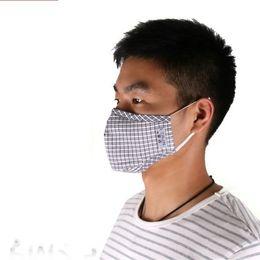 $enCountryForm.capitalKeyWord Australia - Half Face Mask Cycling Anti Dust Black PM2.5 Activated Carbon Cute Bear Unisex Respirator Antiseptic Pure Cotton 3 5th V