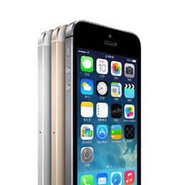 Discount iphone 5s 16gb black - Cheap Refurbished Apple iPhone 5S 16GB 4G LTE 3G WCDMA 4.0 inch Retina Screen iOS 8.0 Dual Core A7 GPS Smartphone - Non