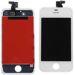 $enCountryForm.capitalKeyWord NZ - Factory Sale LCD Display Grade A +++ For iPhone 4 For iPhone 4S GSM with Touch Screen Digitizer Replacement & Free DHL Shhipping