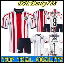 $enCountryForm.capitalKeyWord Canada - Men's kit 18 19 MEXICO Club Classic Chivas de Guadalajara Home Away Soccer Jersey kit 2018 A.PULIDO Camiseta de Futbol Football Shirts