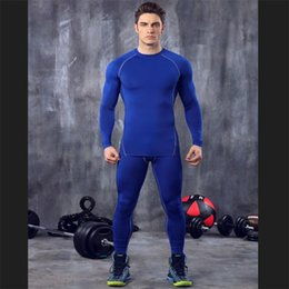 thermal suits Australia - New Men Thermal Underwear Sets Winter Hot Dry Technology Elastic Men Women Thermo Underwears Suits Warm Long Johns