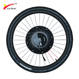 $enCountryForm.capitalKeyWord Australia - iMortor Electric Motor Wheel Electric Bike Conversion Kit with Battery All in one Eelectric Bicycle Motor Ebike Motor Wheel