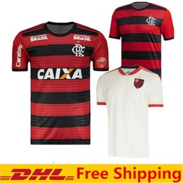 6e91f04a6 NEW top quality 2018 CR Flamengo soccer jerseyS 18 19 Flamenco camisetas  futbol camisa de futebol maillot de football uniform shirts Brasil