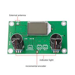 $enCountryForm.capitalKeyWord NZ - 1 PC 87-108MHz DSP&PLL LCD Stereo Digital FM Radio Receiver Module + Serial Control
