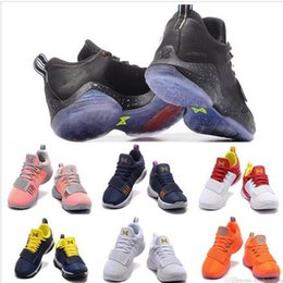 5b8f3265b7c 2017 Top quality Cheap Sale Paul George PG1 Shining Ferocity Mens  Basketball Shoes PG 1 Los Angeles Home Sports Sneakers Size 40-46
