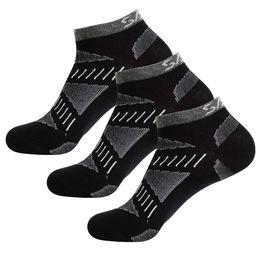 Deodorization Socks Canada - 6 Pairs Lot Men Socks Ourdoor Quick-drying Drill Socks in Summer Cotton Sweat Uptake Deodorization Odor Resistant