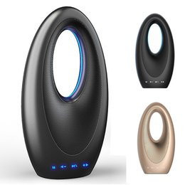 Outdoor Creative Speakers Multifunctional Dubai Sailing Hotel Cool bluetooth Ambient light speaker bass subwoofer drop shipping on Sale