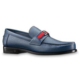 $enCountryForm.capitalKeyWord UK - vvtisks9 1A3GN3 MAJOR LOAFER BLUE Men Moccasins Loafers Lace Ups Monk Straps Boots Slippers Drivers Sandals Slides Sneakers Dress Run Shoes