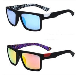 9f80430e34 7 Colors Sports Sunglasses The Danx Hot Sale Driving Eyeglasses Goggles  Reflective Lenses Inside Temples Printing Fashion Sun Glasses Fox