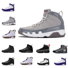 f716c4460d9c SneakS ShoeS online shopping - 9 s mens Basketball Shoes LA Bredred OG  Space Jam Anthracite