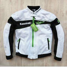 moto professional 2019 - Team Green Motorcycle Jacket Men's Spring Autumn Professional Moto jackets For MotoGP Racing Jacket blouson moto G