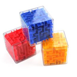 marbles games 2019 - 3D Three-dimensional Maze Transparent Roll-on Maze Marbles Kids Learning Education Intelligence Game Unlocked Disassembl