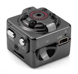 dv camera video UK - HD 1080P 720P Sport Mini Camera SQ8 Espia DV Voice Video Recorder Infrared Night Vision Digital Small Cam Camcorder