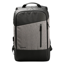 $enCountryForm.capitalKeyWord UK - Hot Sale Brand New Men's backpack with USB charging interface Mobile Sucker laptop backpack for Business travel Large Capacity Academy bag