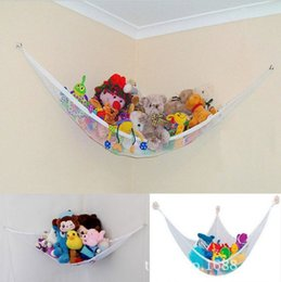 Mother & Kids Strollers Accessories Lovely Foldable Organize Holder Storage Hammock Ultralight Large Storage Net Bedrooms Playroom Storage Toys And Sports Equipment #15