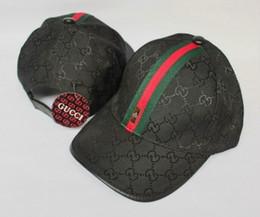 Sıcak Satış Beyzbol Kapaklar Ayarlanabilir Snapbacks Şapkalar Pamuk Güneş Mens Womens Için Spor Strapback Hip Hop Kap Güneşlik Caps indirimde