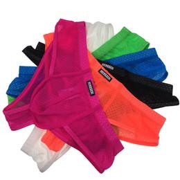 $enCountryForm.capitalKeyWord NZ - Sexy Ice Silk Men Bikini Briefs Underwear Gay Sissy Panties Nylon Pants See Through Low Waist Underpants Transparent Ultra Thin Underwear