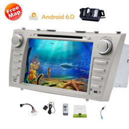 Vehicle Stereos Usb NZ - Car DVD CD Player Automotive Vehicles for TOYOTA Camry 2007-2012 GPS Stereo AM FM Radio WiFi Bluetooth Mirrorlink USB SD 1080P HD Video