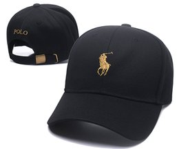 Toptan satış 2018 strapback klasik Golf Kavisli Visor şapkalar Los Angeles Kings Vintage Snapback kap erkek Spor polo baba şapka yüksek kalite Beyzbol