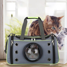 Discount smallest windows pc - Dog Cat Carrier Space Capsule Shape Breathable Handbag Space Capsule Astronaut Pet Cat Backpack Bubble Window for Kitty