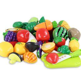 $enCountryForm.capitalKeyWord Australia - Big sale, Classic Toys, Pretend Play, kitchen cutting game, cut fruit, vegetables, cut, kitchen Pretend Play, free shipping