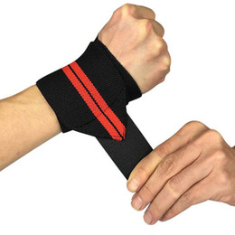 $enCountryForm.capitalKeyWord NZ - 1 Pair Weight Lifting Wrist Wraps Thumb Support Straps Gym Winding Wrist Bracers Fitness Cross fit Sports Wristband Hand Bands Wholesale